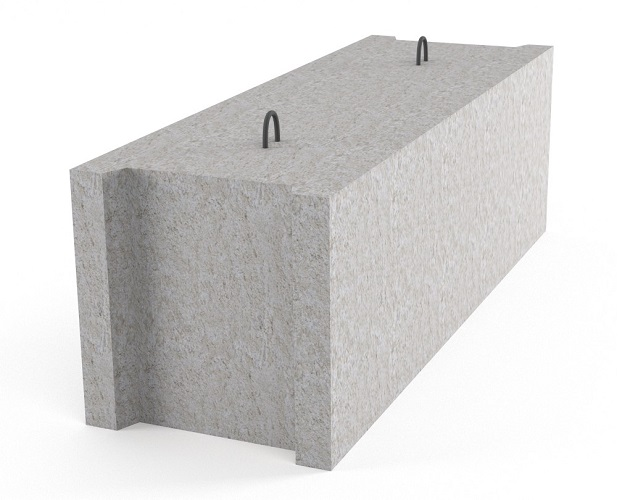 Железобетонные фундаментные блоки: типы и характеристики