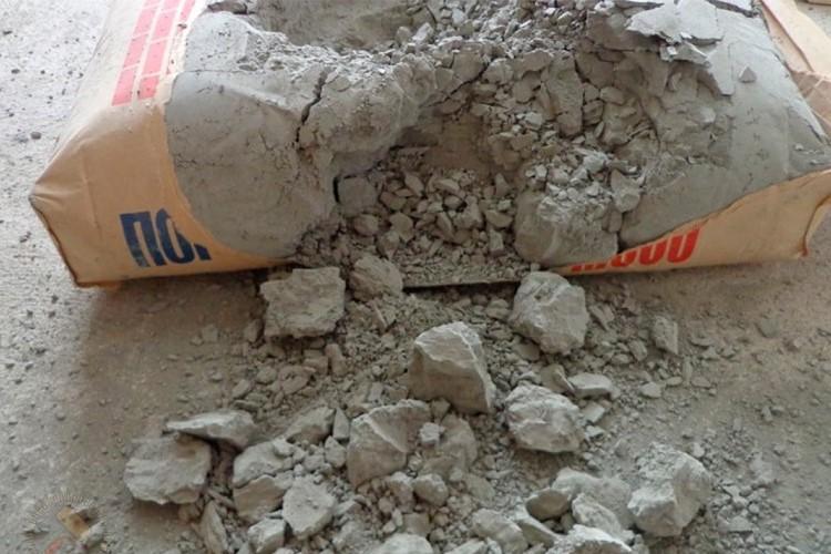 Срок хранения цемента