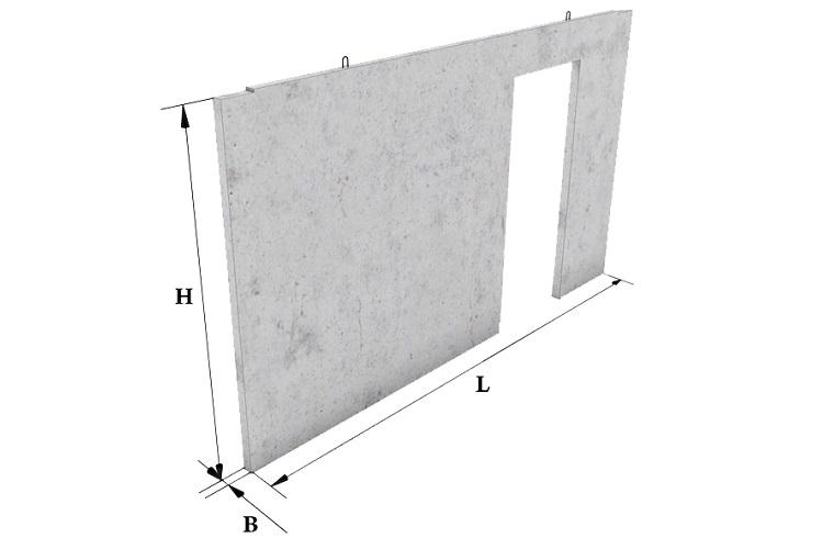 Железобетонные стеновые панели и их виды