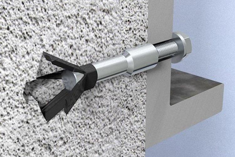 Анкеры для бетона: основные виды и характеристики